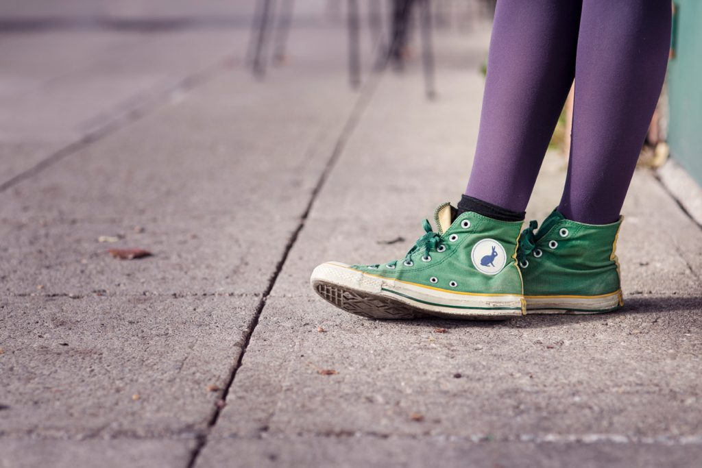Choosing the Right Shoes for your Feet Making the right choice for your next pair of running shoes